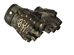 ★ Hydra Gloves | Rattler (Minimal Wear)