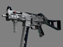 StatTrak™ UMP-45 | Arctic Wolf (Field-Tested)