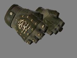 ★ Hydra Gloves | Mangrove (Minimal Wear)