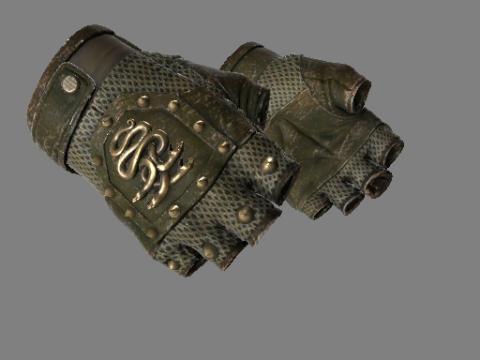 九头蛇手套(★) | 红树林 (破损不堪)