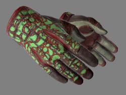 ★ Sport Gloves | Bronze Morph (Well-Worn)