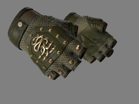 九头蛇手套(★) | 红树林 (崭新出厂)