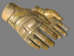 ★ Moto Gloves   Transport (Well-Worn)