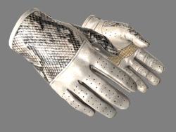★ Driver Gloves | King Snake (Factory New)