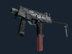 MP9   Capillary (Battle-Scarred)