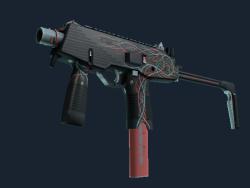 StatTrak™ MP9   Capillary (Factory New)