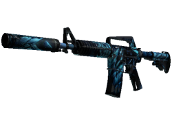 M4A1-S | Nightmare (Battle-Scarred)