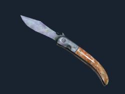 ★ Navaja Knife | Blue Steel (Field-Tested)