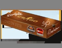 London 2018 Train Souvenir Package