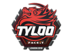 印花 | Tyloo | London 2018