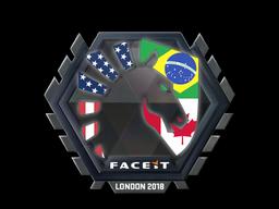 Sticker | Team Liquid | London 2018