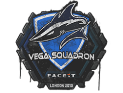 Sealed Graffiti | Vega Squadron | London 2018