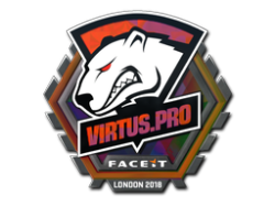 Sticker | Virtus.Pro (Holo) | London 2018