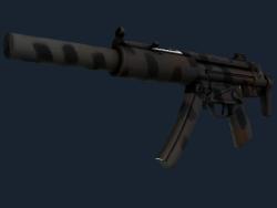 Souvenir MP5-SD | Dirt Drop (Minimal Wear)