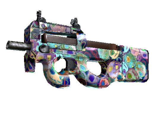 P90 | Death by Kitty (Minimal Wear)