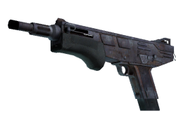 MAG-7 | Rust Coat (Well-Worn)