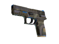 Souvenir P250 | Exchanger (Minimal Wear)