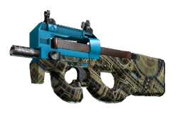 P90 | Facility Negative (Factory New)