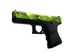 Glock-18   Nuclear Garden (Minimal Wear)