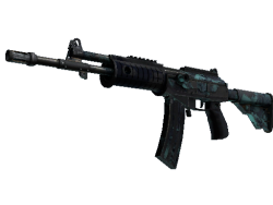 Galil AR | Cold Fusion (Battle-Scarred)