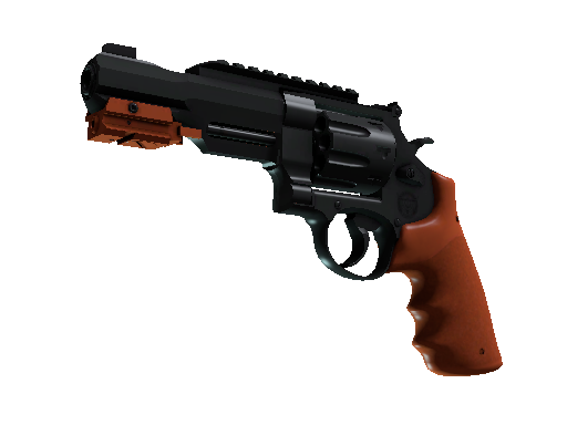 R8 Revolver | Nitro (Minimal Wear)