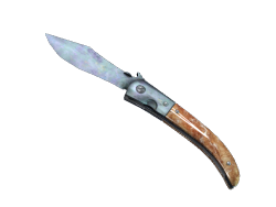 ★ StatTrak™ Navaja Knife | Blue Steel (Minimal Wear)