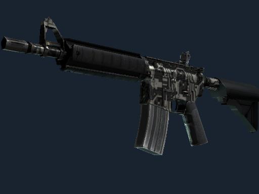 M4A4 | Mainframe (Minimal Wear)