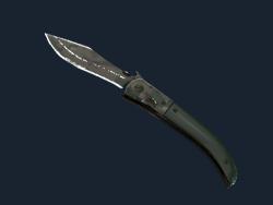 ★ Navaja Knife | Forest DDPAT (Well-Worn)