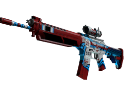 SG 553 | Integrale (Field-Tested)