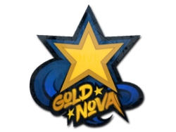 Sticker | Gold Nova