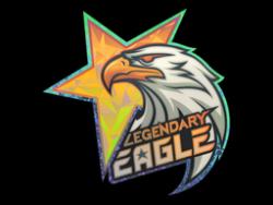 Sticker | Legendary Eagle (Holo)