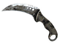 ★ Talon Knife | Scorched (Battle-Scarred)