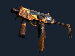 StatTrak™ MP9   Modest Threat (Factory New)