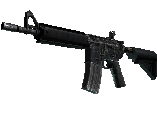 M4A4 | Mainframe (Battle-Scarred)