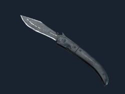 ★ StatTrak™ Navaja Knife | Night Stripe (Field-Tested)