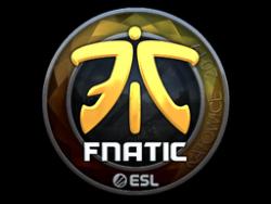 Sticker | Fnatic (Foil) | Katowice 2019