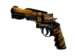 R8 Revolver | Skull Crusher (Well-Worn)