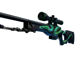 StatTrak™ AWP | Atheris (Field-Tested)