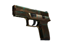 P250 | Verdigris (Field-Tested)
