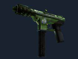 Tec-9 | Bamboozle (Battle-Scarred)
