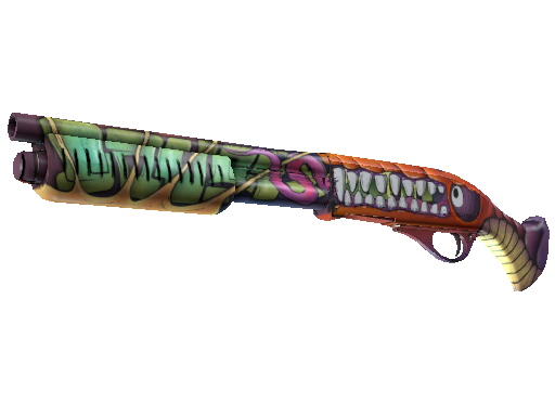 StatTrak™ Sawed-Off | Devourer (Field-Tested)