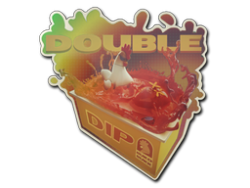 Sticker | Double Dip (Holo)