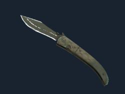 ★ StatTrak™ Navaja Knife | Safari Mesh (Well-Worn)