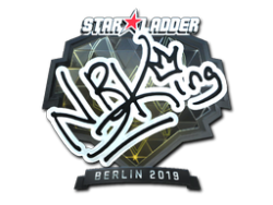 Sticker | NBK- (Foil) | Berlin 2019