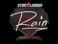 印花 | rain | 2019年柏林锦标赛