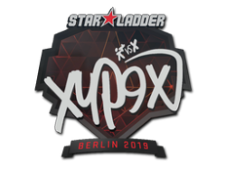 Sticker | Xyp9x | Berlin 2019