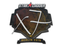 Sticker | xseveN | Berlin 2019