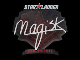Sticker | Magisk | Berlin 2019