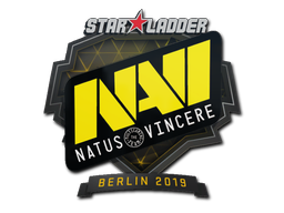 Sticker   Natus Vincere   Berlin 2019