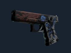 StatTrak™ Glock-18   Sacrifice (Field-Tested)
